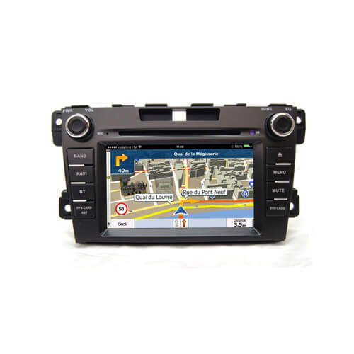 Mazda CX-7 2001 2011 Double Din Touch Screen Stereo