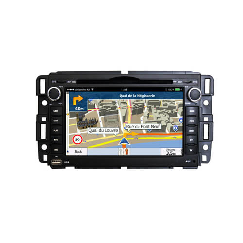 Chevy GMC Buick In Dash Car Navigation System