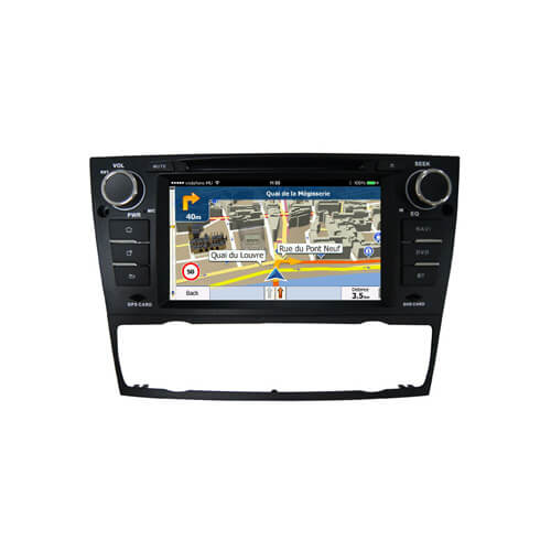 Bmw 3 Automatic Double Din Car TV System