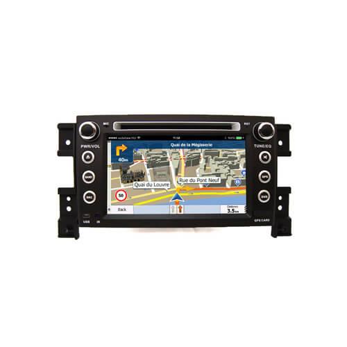 Suzuki Grand Vitara/Escudo 2005-2012 Double Din Car DVD Player