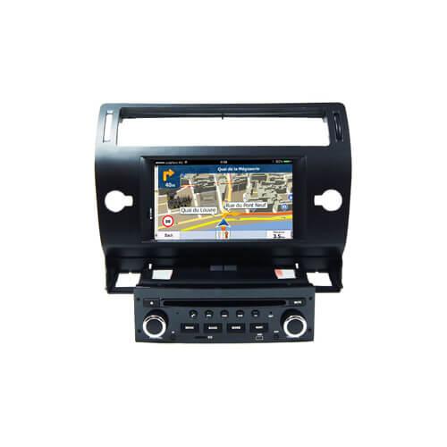 Citroen C4 C-Quatre 2004-2010 Double Din DVD Player