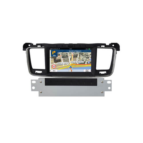Peugeot 508 In Dash DVD Player