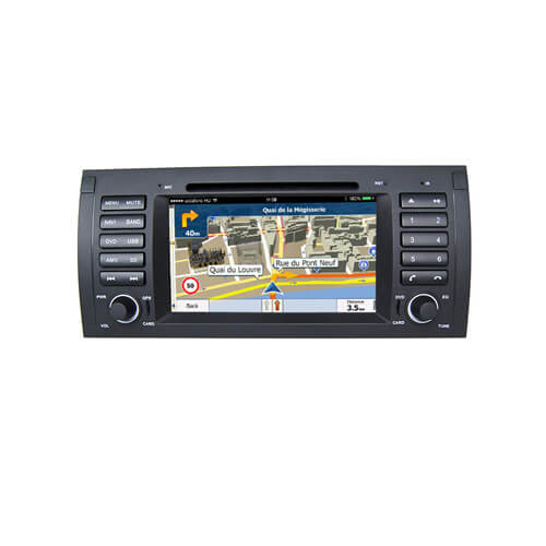 BMW 5 Series E39 Android/Wince Systems Car DVD Player