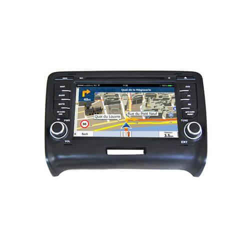 Audi TT 2006-2011 Double 2 Din Radio System