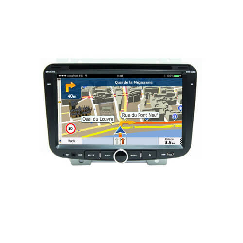 Geely Emgrand Double Din Navigation Receiver