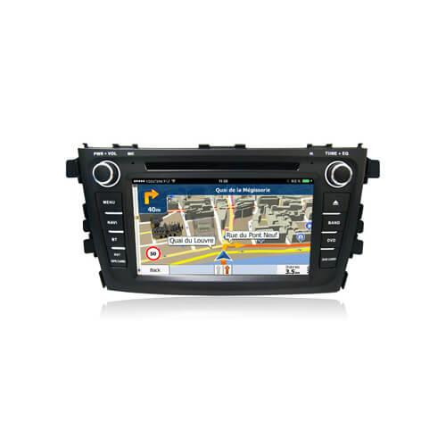Suzuki Alto 2015 Touch Screen Double Din DAB Radio