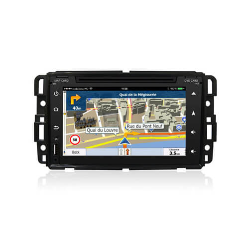 GMC Buick Chevrolet 2din Android Car PC Multimedia System