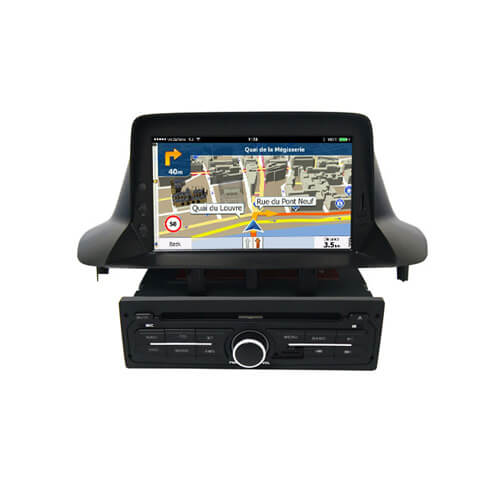 Renault Megane Fluence 2013 2014 8/4-core Android Car Stereo
