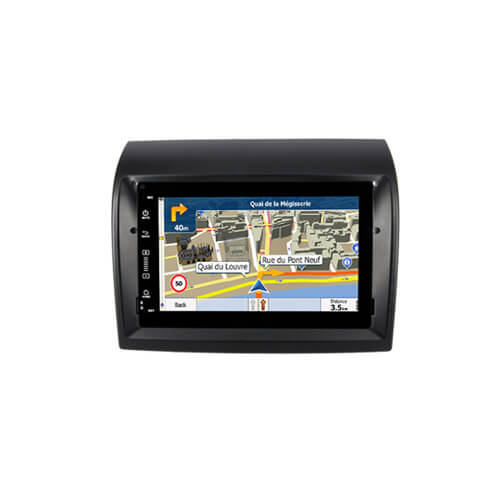 Fiat Ducato Double Din DVD GPS In-Car Monitor System