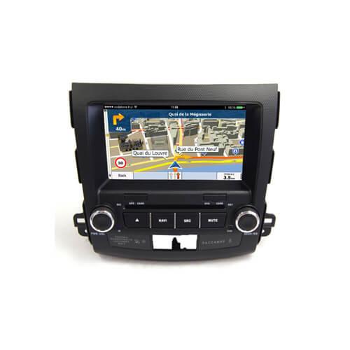 Mitsubishi Outlander 2006-2011 Android Car DVD Player
