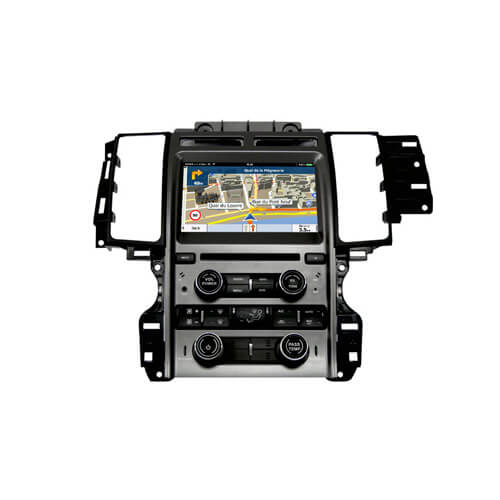 Ford Taurus(Middle-east) Wince Systems Car DVD Player