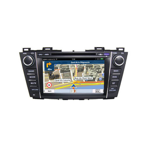Mazda 5/Premacy 2010-2012 Car Stereo Head Unit Touch Screen