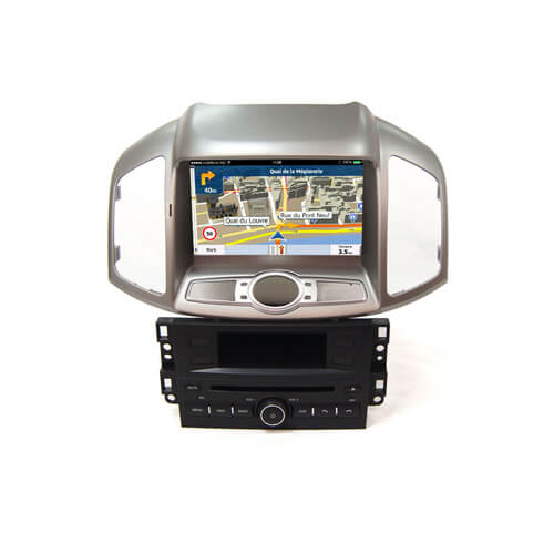 Chevy Chevrolet Captiva 2011-2015 GPS Navigation Device