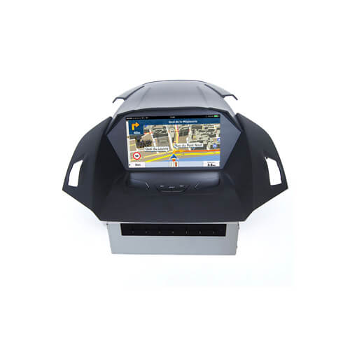 Ford Kuga 2013-2014 (Asia) Double Din Head Unit With GPS