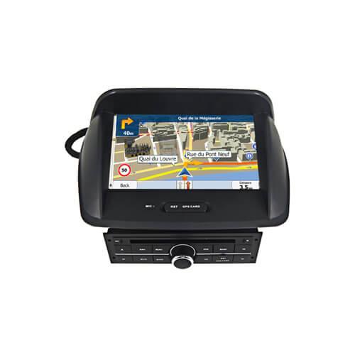 Mitsubishi L200 Low Level Media Player Car System