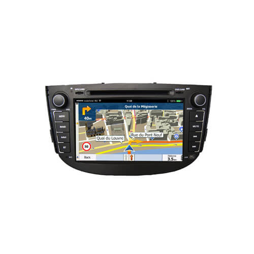 Lifan X60/Lifan SUV 2011-2012 Android Car DVD Player