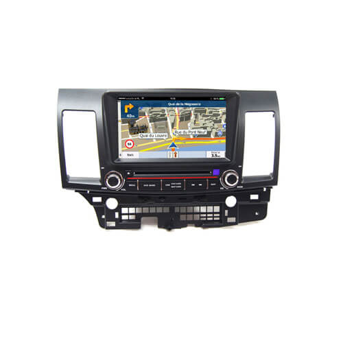 Mitsubishi Galant Fortis/Lancer Car Multimedia Navigation System