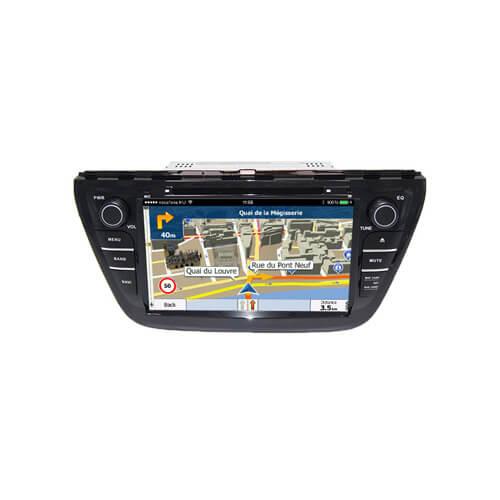 Suzuki SX4 S-Cross 2014 Andrid Car Audio System