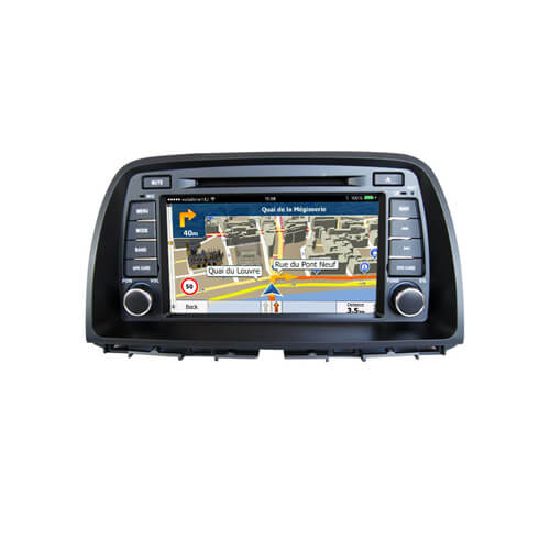 Mazda CX5 CX-5 2 Din DVD Car Stereo Player