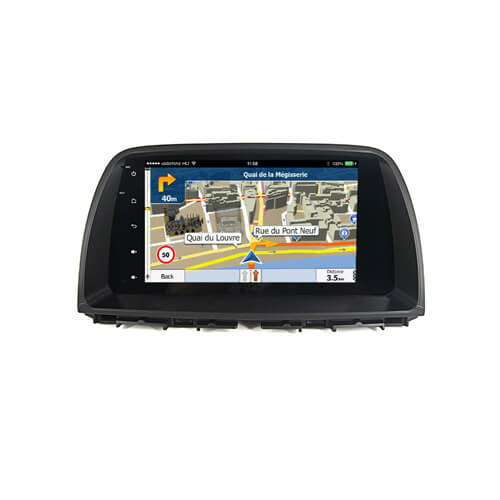 Mazda CX-5 Navigation Double Din Car Stereo Player