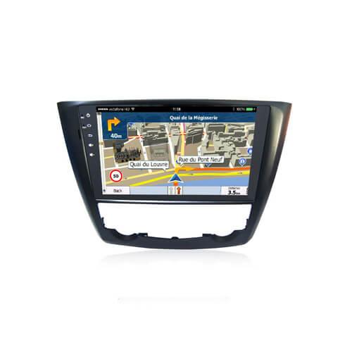 Double Din Renault Kadjar Android Navigation Car Stereo