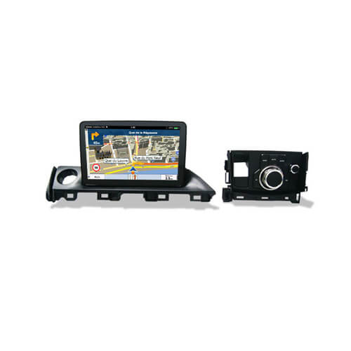 Mazda 6 Atenza Car DVD Navigation Player