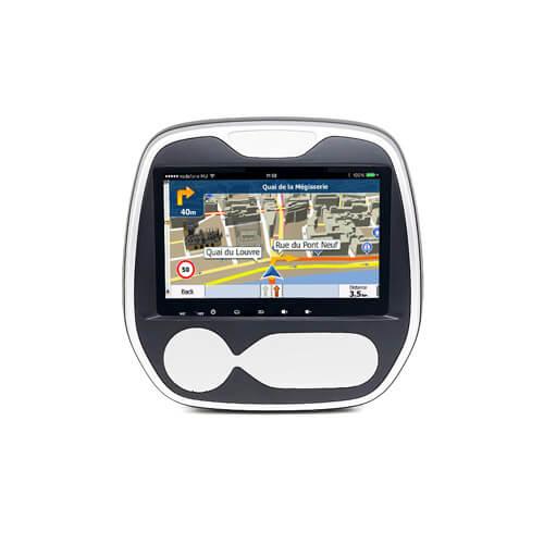 Android Auto Head Unit For Renault Captur  Radio GPS Navigation