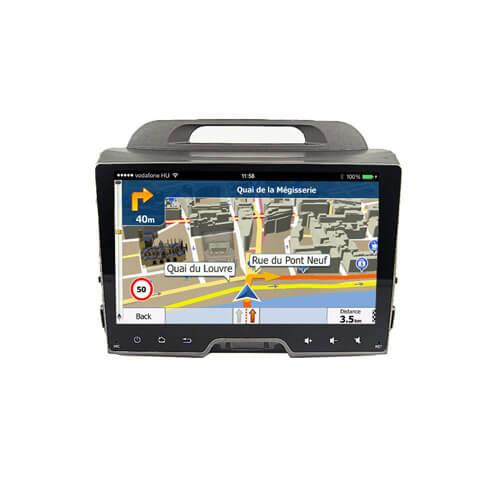 Kia Sportage 2010-2015 Android Car Radio Navigation