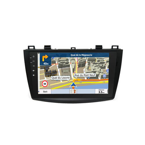 Mazda 3  Axela 2010-2011 Multimedia Car Audio Navigation