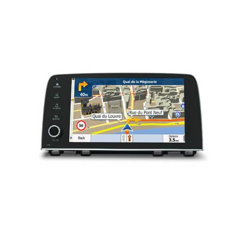 9.0 Inch Octa Core Android GPS Navigation For Honda CRV 2016-2017
