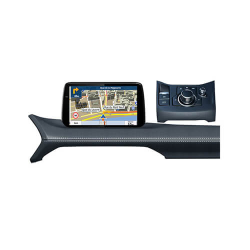 Double Din Android System Mazda CX-5 CX5 2017 Head Unit