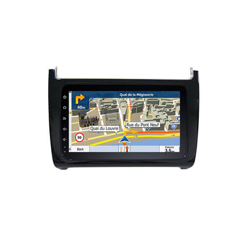 VolksWagen POLO Android Octa core Auto Radio Head Uint