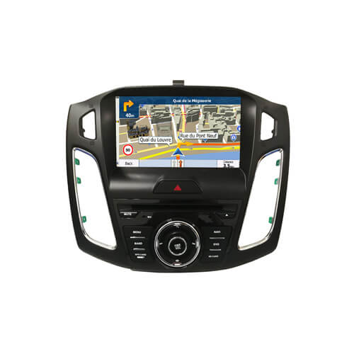 Android Car Stereo For Ford Focus 2015-2017 With GPS Navigation