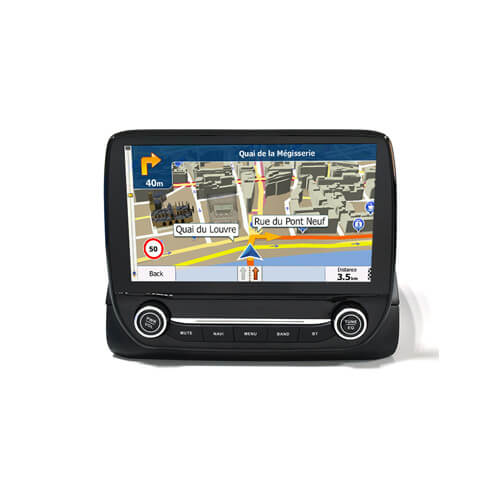 Ford EcoSport 2017 Android Auto Radio DVD Player