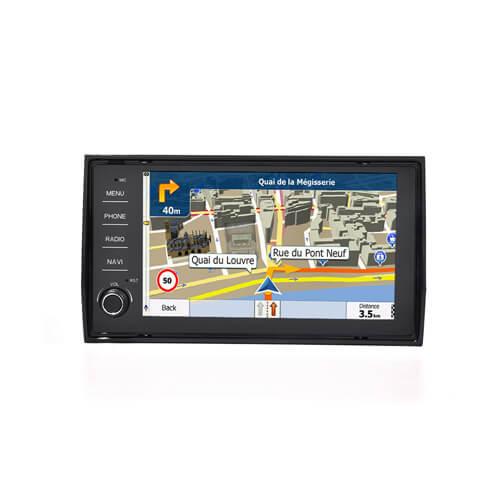 Skoda Kodiaq 2017-2018 In-Dash GPS Navigation Player