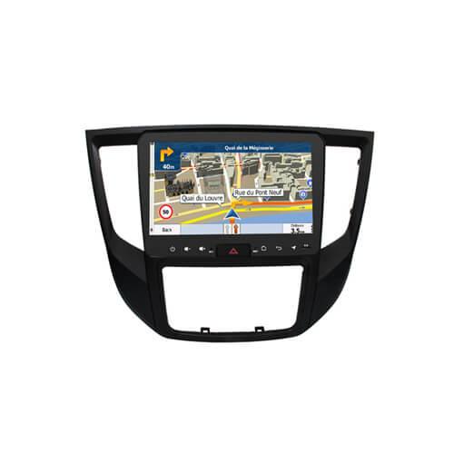 Mitsubishi Lancer Android Octa Core Car DVD Player Navigation