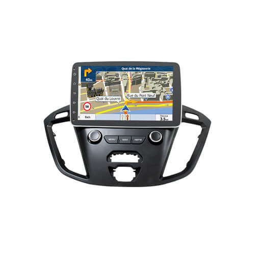 Ford Tourneo Android Octa Core DVD GPS Navigation Player