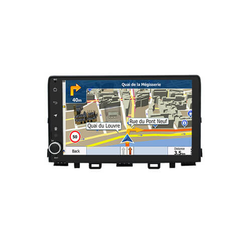 KIA RIO Car Stereo Android System GPS Navigation