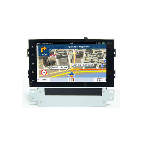 Peugeot 308s Android Car Double Din Stereo Head Unit