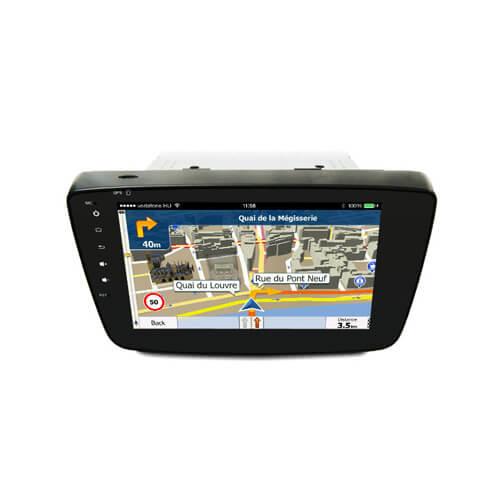 Suzuki Baleno Aftermarket Car Navigation System