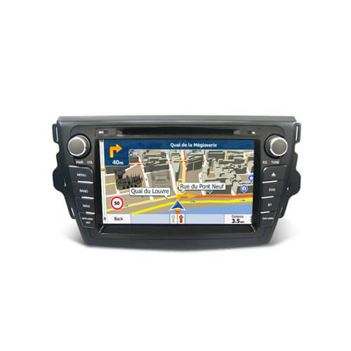 Great Wall C30 2014 Aftermarket GPS Navigation
