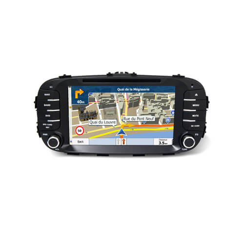 Kia Soul 2014 Aftermarket Touch Screen Radio Android
