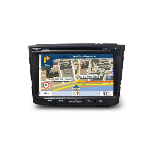 Hyudnai IX25 Creta Android 2 Din Car Stereo