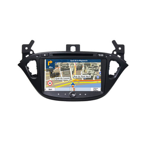 Opel Corsa 2015+ Android 2 Din Radio Stereo