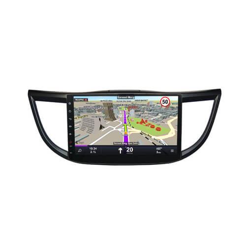 Honda CVR 2013 Double Din Car DVD Player Android 8.0