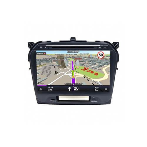 Double Din HD Full Touch Screen Car DVD Player For Suzuki Grand Vitara 2015