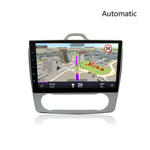 Ford Focus S-Max 2007-2011(Automatic) Car DVD Player
