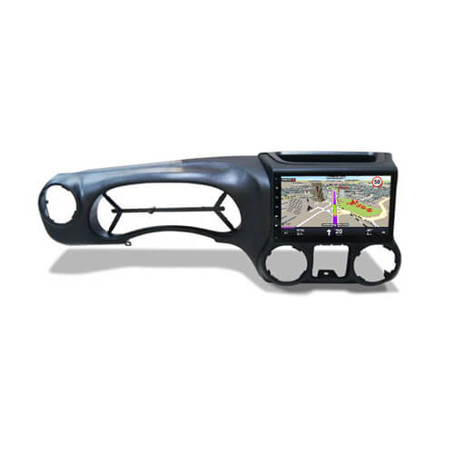 JEEP Wrangler 2011-2016 Car Stereo Android System DVD Player