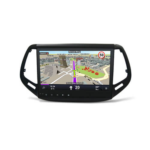 JEEP Compass Longitude 2017 Car Stereo DVD Player