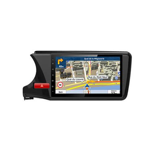 In-Dash Auto Radio For Honda City 2015 Car DVD Player